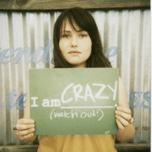 I am crazy girl